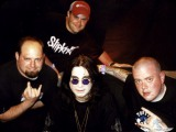 Greg w/ Ozzy Osbourne, Iann Robinson and Jason Diamond