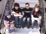 Fall Out Boy circa 2003