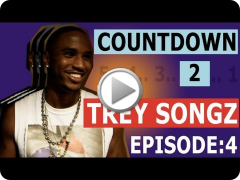 Countdown to Trey Songz: Promo Tour [Episode 4/5]