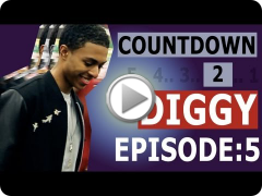 Diggy: Countdown to Diggy: Surprise Appearance [Episode 5/7]