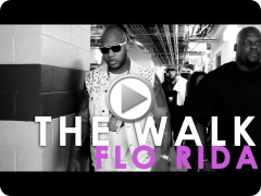 Flo Rida [The Walk]