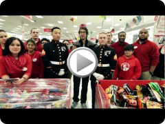 Josh Groban - Toys For Tots Shopping Spree [Extras]
